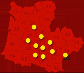 Quart Sud-Ouest